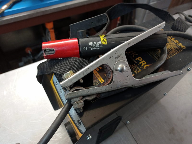 [VENDU] Poste soudure Inverter Spark Pro MMA - TIG  160 A Img_2161