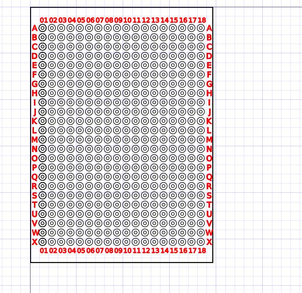 Kicad : du schéma à la plaque à pastilles K2410