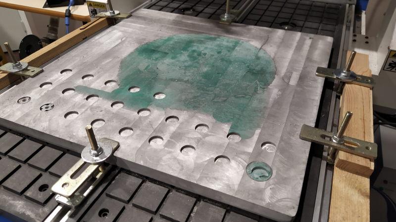 CNC : fraise cassée dans de l'alu 6061 - Page 2 Lamage10