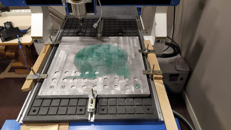 CNC : fraise cassée dans de l'alu 6061 - Page 2 Lamage11