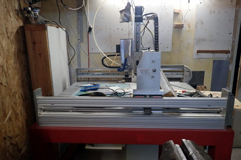 CNC : quelle quantité au graissage ? P3251417