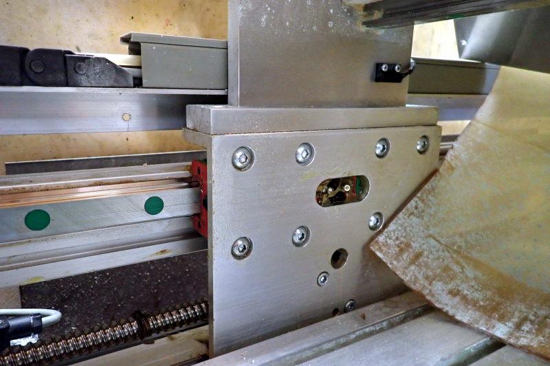 CNC : quelle quantité au graissage ? P3251418
