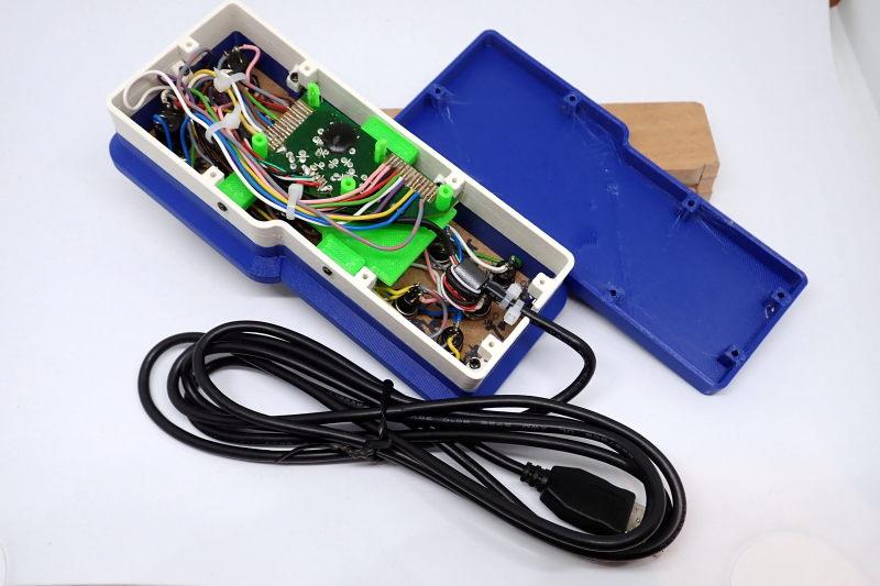 Quelle télécommande déportée pour une CNC ? - Page 2 Tc210