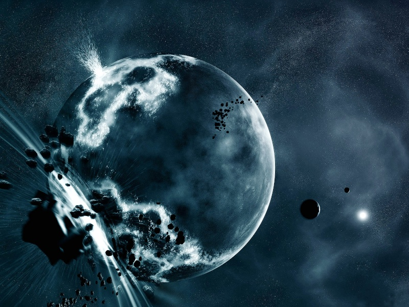 HD wallpapers Space-10