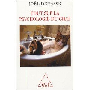 [Dehasse, Joel] Tout sur la psychologie du chat 517j1v10