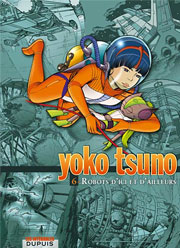 Yoko Tsuno - Série [Leloup, Roger] Integr15