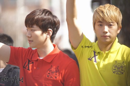 WooHo [Wooyoung x Junho] 22700910