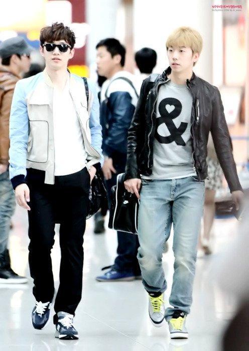WooHo [Wooyoung x Junho] Junwoo10