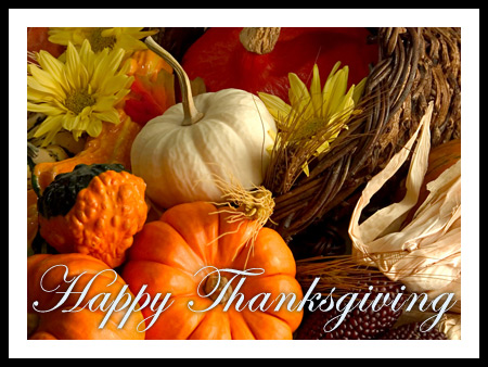 Happy Thanksgiving!! Thanks10