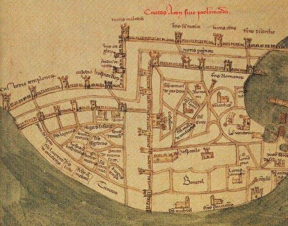 L'assedio di San Giovanni d'Acri --- 11 aprile - 28 maggio 1291 07910