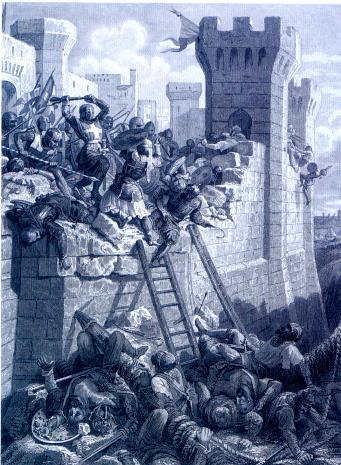 L'assedio di San Giovanni d'Acri --- 11 aprile - 28 maggio 1291 Acri211