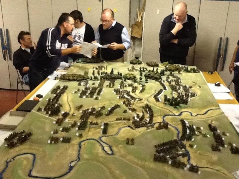 La battaglia di Borodino - 7 settembre 1812 Borodi10