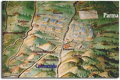 La battaglia di Fornovo - 6. VII. 1495 Fornov10