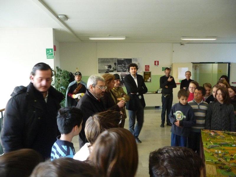 DIORAMA DI MONTEBELLO PRESENTATO A UDINE Il_dio11