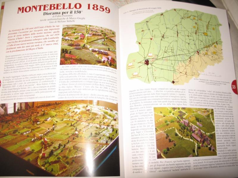 Il diorama della battaglia di Montebello - 20 maggio 1859 (WORK-in-PROGRESS) - Pagina 2 Img_0110