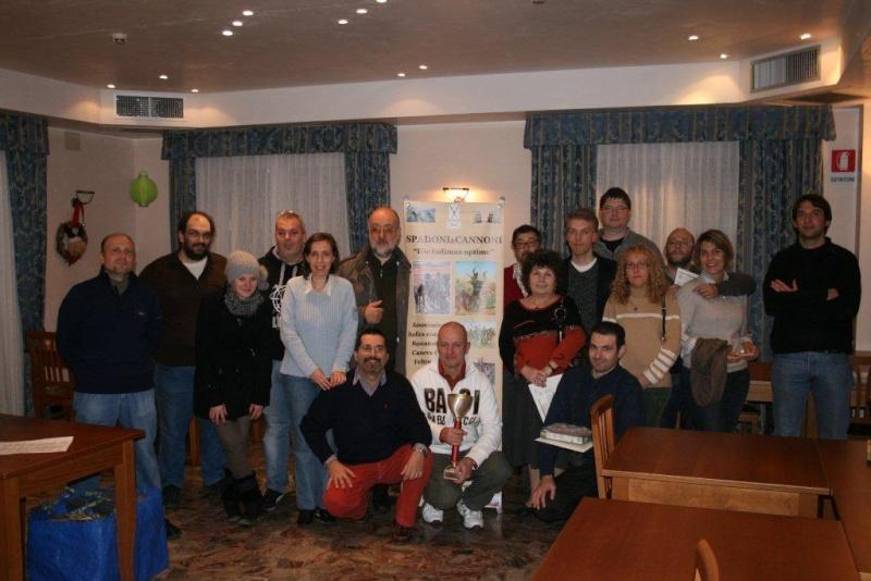 FINALISSIMA CAMPIONATO ITALIANO ARMATI 2nd edition - edizione 2011 Immagi10