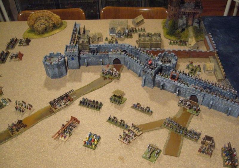 L'assedio di San Giovanni d'Acri --- 11 aprile - 28 maggio 1291 P1050811