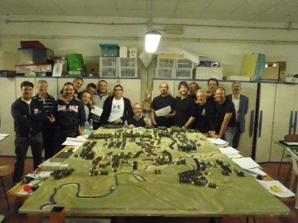 La battaglia di Borodino - 7 settembre 1812 Team10