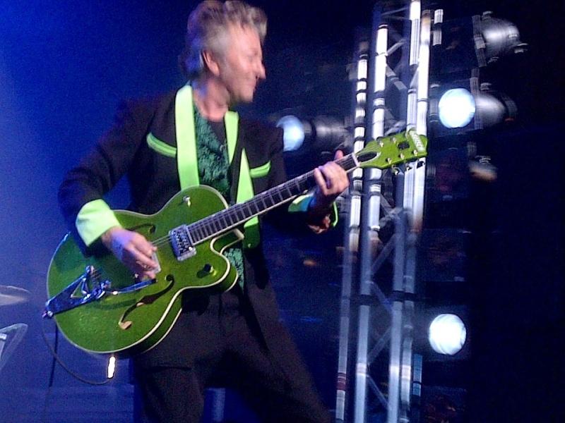 concert de Brian Setzer au Grand Rex Img-2010
