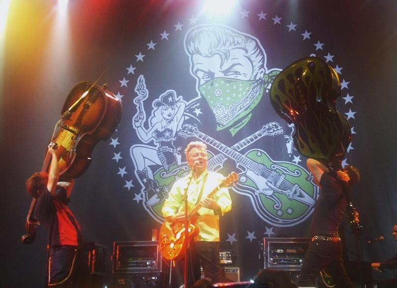 concert de Brian Setzer au Grand Rex Img-2012