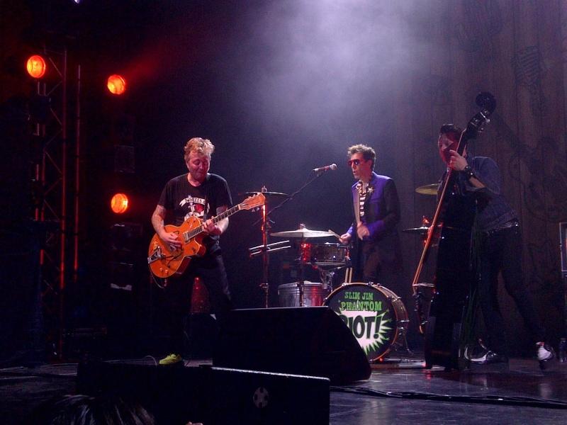concert de Brian Setzer au Grand Rex Img-2013