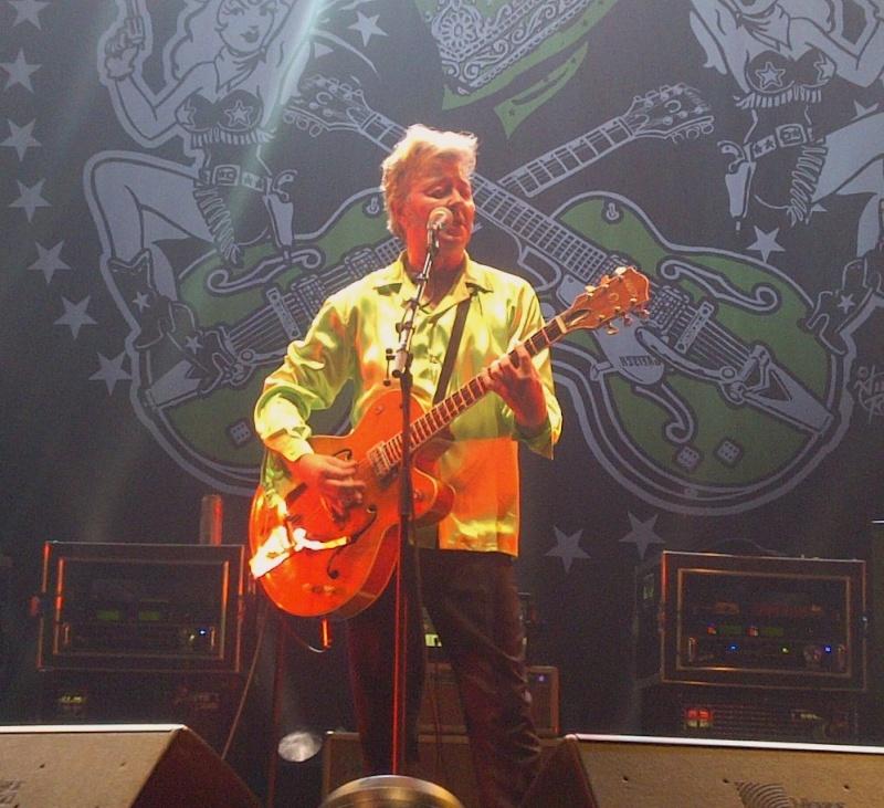 concert de Brian Setzer au Grand Rex Img-2014