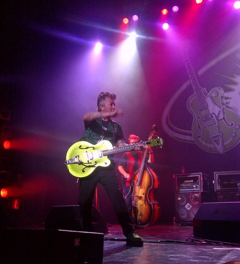 concert de Brian Setzer au Grand Rex Img-2018