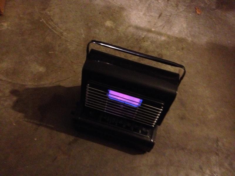 Comment est votre atelier en hiver !!! Img_2528