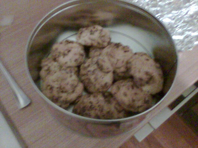 cookies aux chocapic Photo012