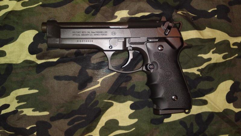 M9 Elite Tactical Master Full Métal Marui 00213