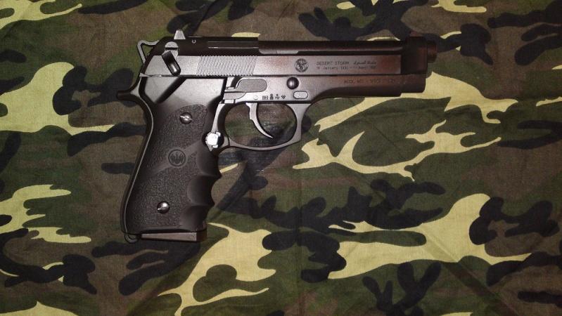 M9 Elite Tactical Master Full Métal Marui 00414