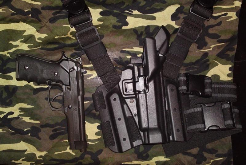 M9 Elite Tactical Master Full Métal Marui 00711