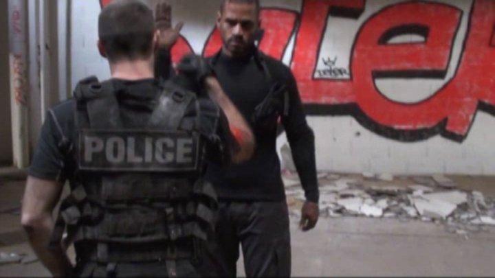 Tenue Hunk et Swat 00810
