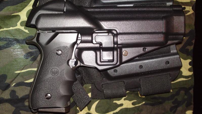 M9 Elite Tactical Master Full Métal Marui 01010