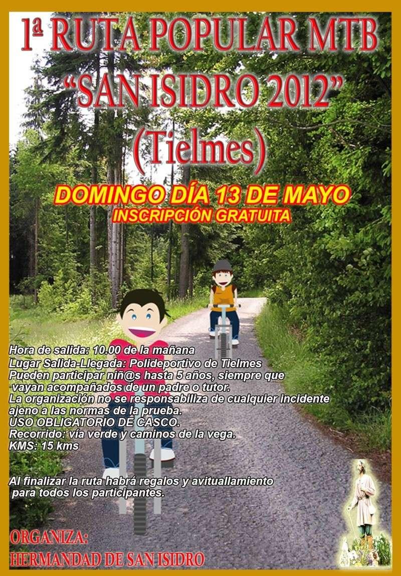 Ruta San Isidro 2012 Cartel12