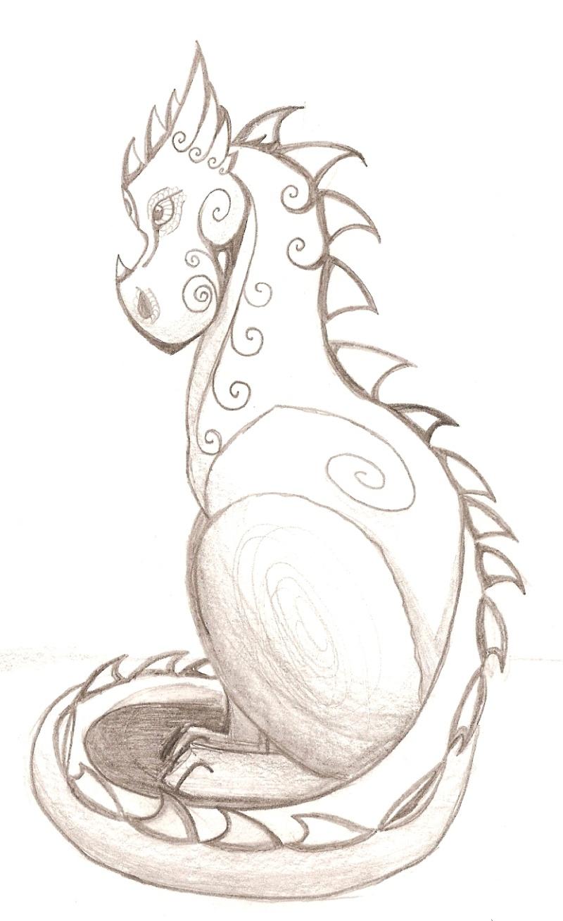 Encore un dragon, c'est ma période [noony4] Numari16