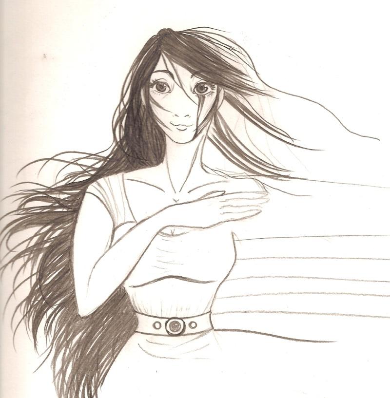 une fille... mais c'est pas le titre définitif ^^ [noony4] Numari88