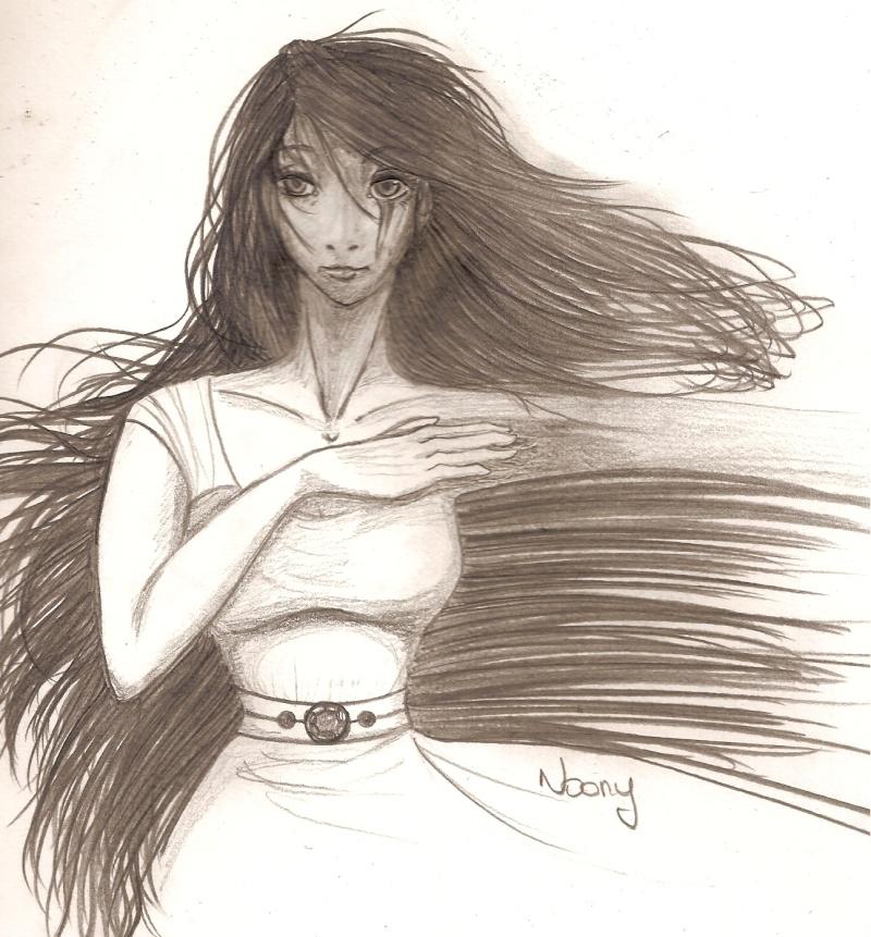 une fille... mais c'est pas le titre définitif ^^ [noony4] Numari91