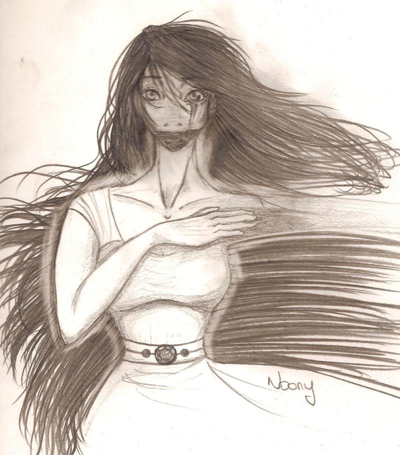 une fille... mais c'est pas le titre définitif ^^ [noony4] Numari92