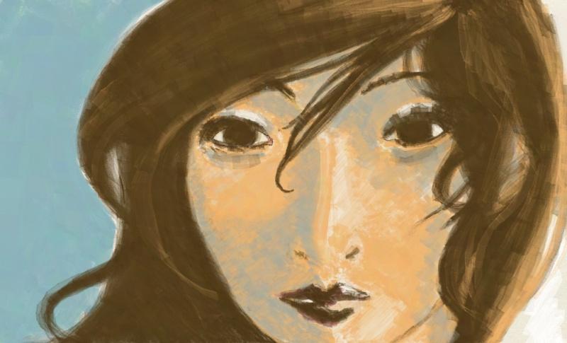 Portrait avec odosketch [noony4] Portra10