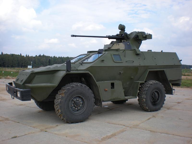 BPM-97 Vystrel / Bulat APC 0_66c511