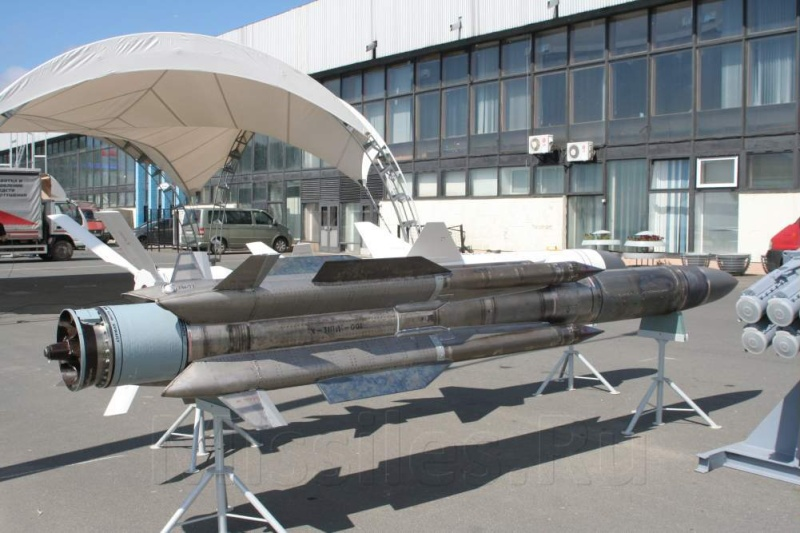 Russian Tactical Air-to-Surface Missiles (ASM): 0_6d3112