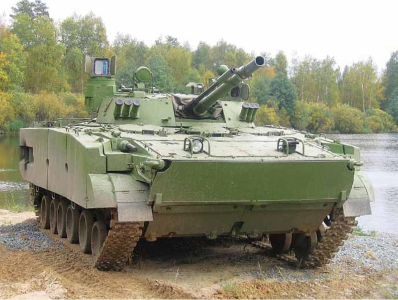 BMP-3 in Russian Army 6be1a010