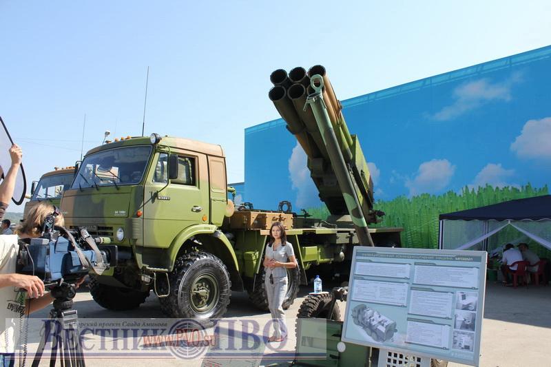 Russian MRLS: Grad, Uragan, Smerch, Tornado-G/S - Page 2 Img_3510