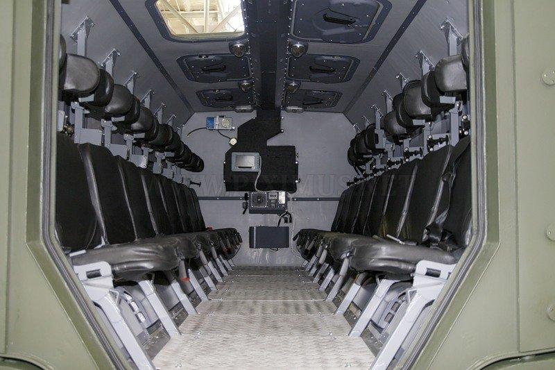 Typhoon MRAP family vechiles - Page 2 Kamaz-10