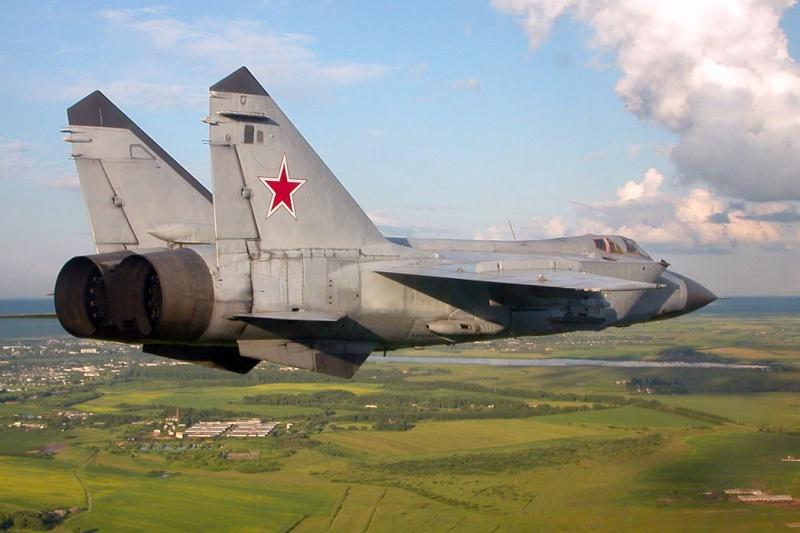 MiG-31BM Interceptor: News - Page 4 Mig31a10