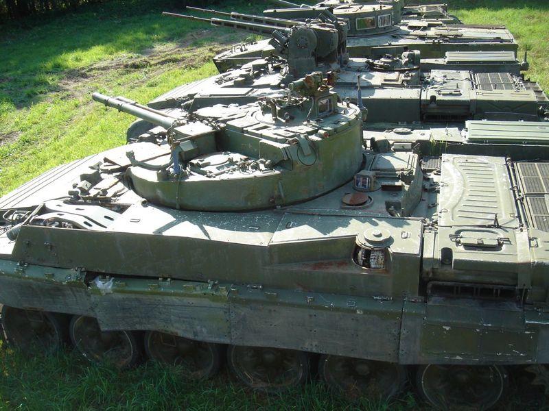 BMPT programme Obj78210