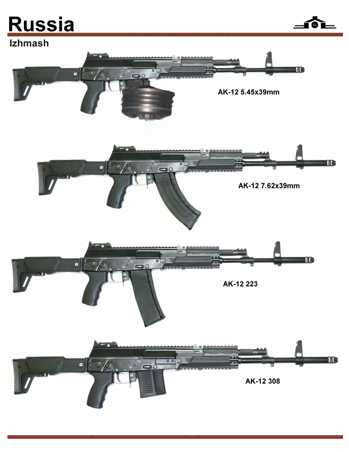 AK-12 Rifle Discussion Sai-6712