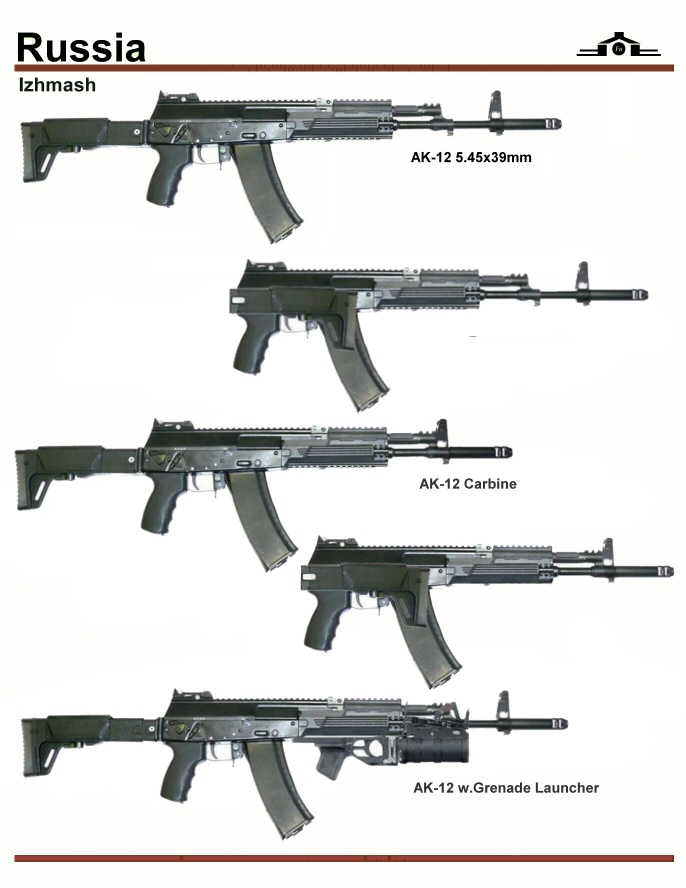 AK-12 Rifle Discussion - Page 2 Sai-6719