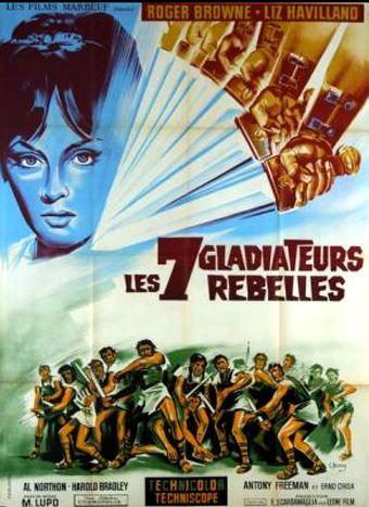 LES 7 GLADIATEURS REBELLES-SETTE CONTRO TUTTI-1965-Michele LUPO 7_glad10